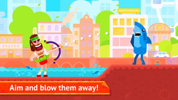 Bowmasters - Best new Android and iPhone games (August 9th - August 16th)
