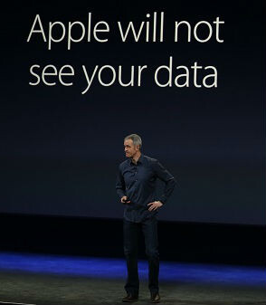 AI is incompatible with the Apple Tim Cook has built