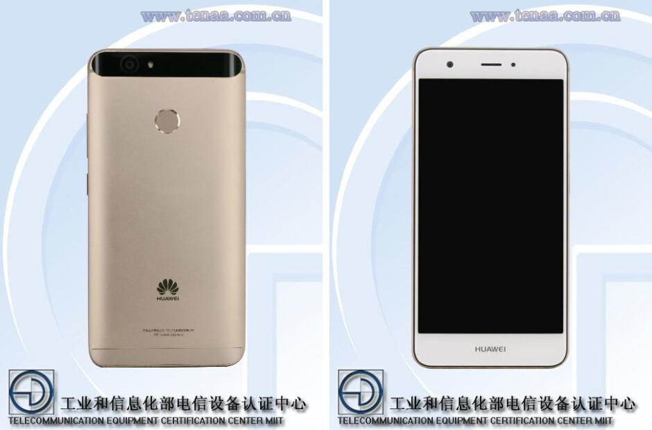 Nexus 6P-lookalike Huawei Mate S2 photos and specs leak from TENAA