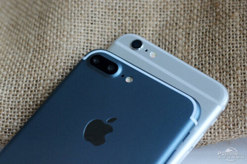 Alleged IPhone 7 Plus In Deep Blue Assembled And Working Pops Up