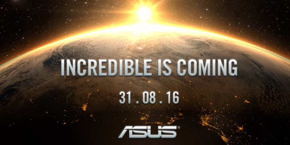"""Asus teases IFA event: """"Incredible is coming"""""""