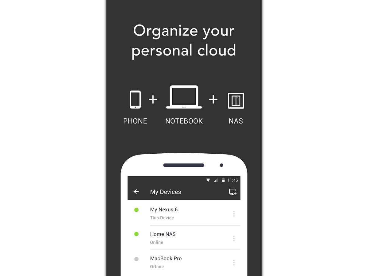 Sync lets you transfer and backup huge files with no size ...