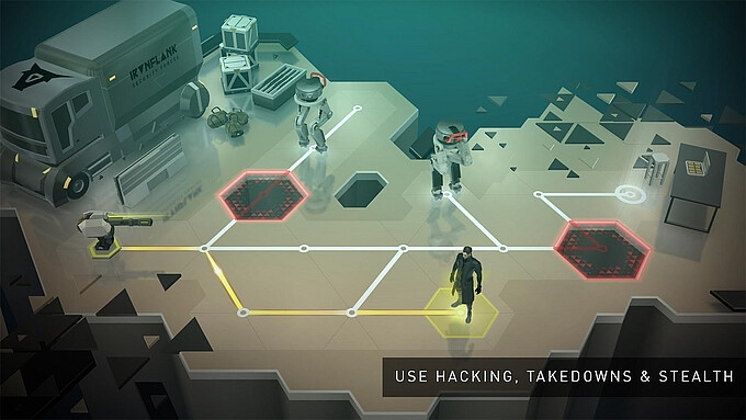 Square Enix launches Deus Ex Go for Android and iOS
