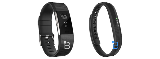 Fitbit Charge 2 and Fitbit Flex 2 leaked in promo images