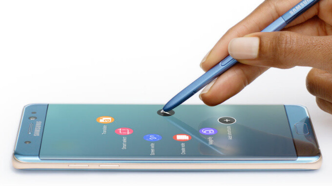 iFixit tears down the Samsung Galaxy Note 7: poor repairability is the price for visual excellence