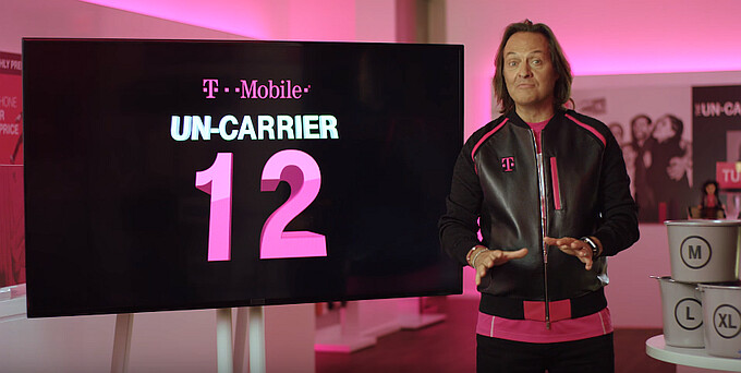 The new T-Mobile One plan goes all-in on unlimited data but limits video streaming to 480p