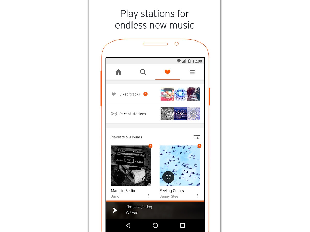how to listen to soundcloud on phone