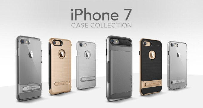 best service b7079 a8f88 VRS Design's iPhone 7/7 Plus case collection has it all, even a ...
