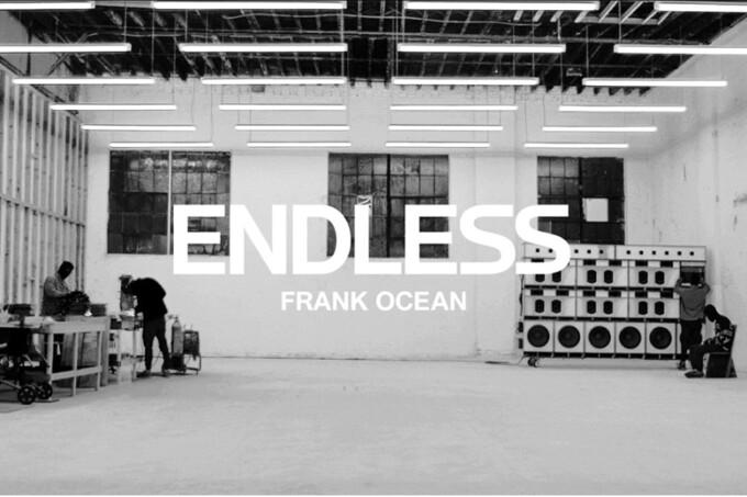 Frank Ocean's Apple-exclusive album sings Sony and Samsung phones' praises