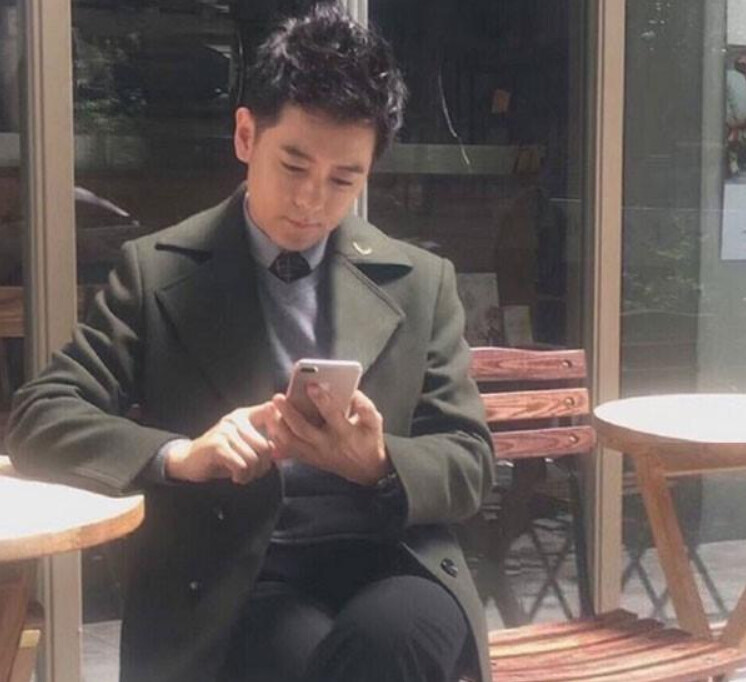 Once again, Taiwanese actor Jimmy Lin leaks an iPhone; this time it's the Apple iPhone 7 Plus - Jimmy Lin does it again! Taiwan star snapped with Apple iPhone 7 Plus after leaking iPhone 6 and iPhone 5