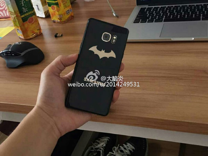 Samsung Galaxy Note 7 Injustice Edition coming soon?