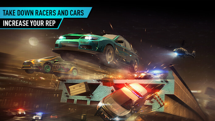 Need for Speed No Limits - 8 excellent Android games to play on your new Samsung Galaxy Note 7