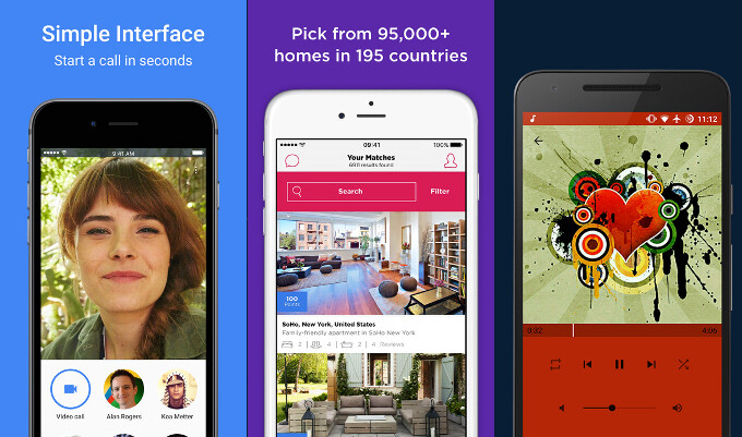 Best new Android and iPhone apps (August 17th - August 22nd)