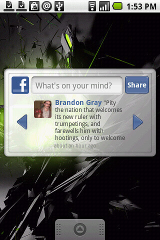 The official Facebook app for Android rolls out, World is now waiting for the next version