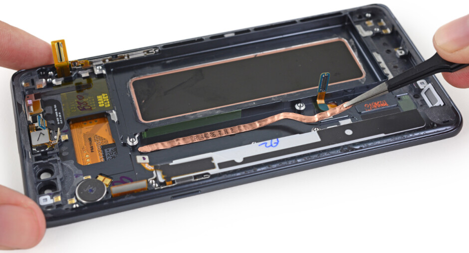 iFixit's teardown reveals the Note 7's liquid cooling system - Samsung Galaxy Note 7 Q&A: Your questions answered