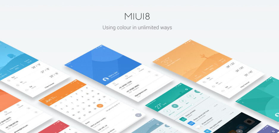 MIUI 8 global rollout commences for Mi 4i and Redmi Note, others to follow soon