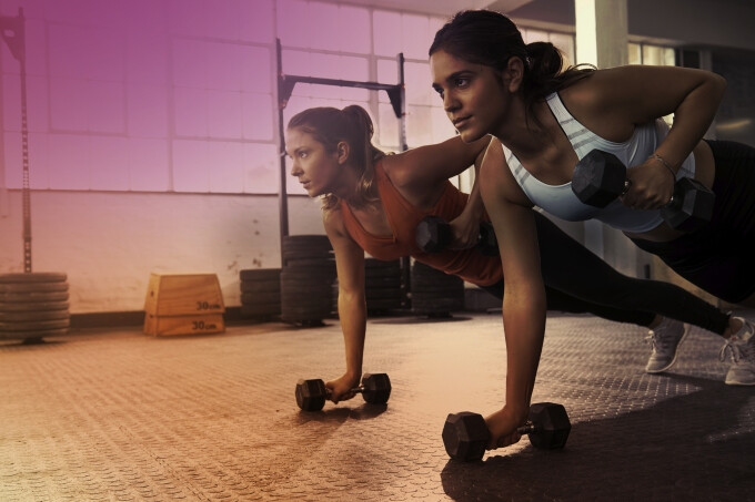 MindBody lets you find the best workouts and wellness classes in your area