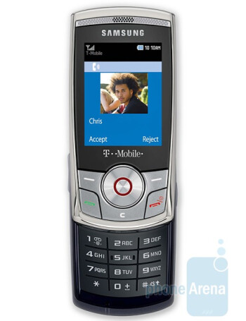 The Samsung t659 for T-Mobile