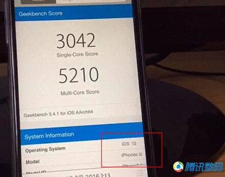 Supposed 'iPhone 6se' appears on Geekbench, comfortably beats the iPhone 6s