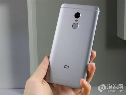 The Xiaomi Redmi Note 4 is unveiled by China Mobile