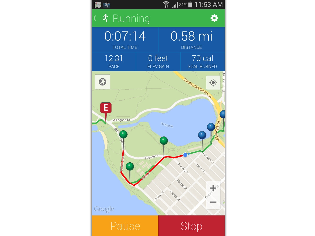 rungo is the first app with turn by turn voice navigation for running routes. Black Bedroom Furniture Sets. Home Design Ideas
