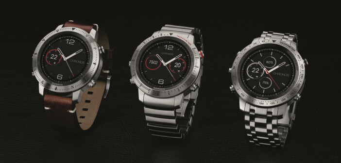 Garmin outs premium Fenix Chronos GPS smartwatch with titanium design and sports tracking functionality