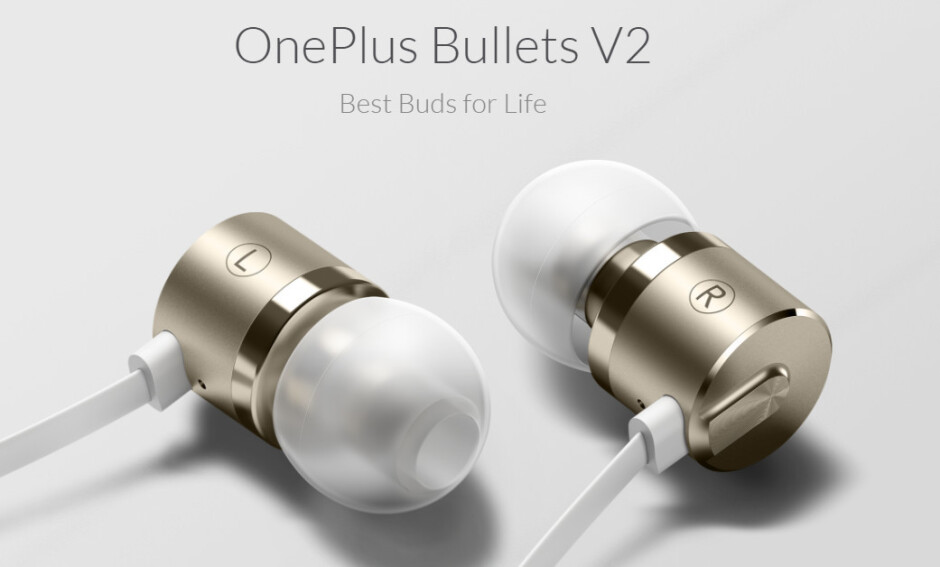 """OnePlus launches Bullets V2 """"best buds for life"""" at just $19.95"""
