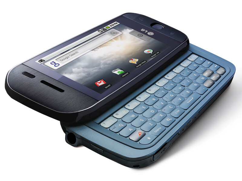 LG GW620 – an Android handset with full QWERTY keyboard