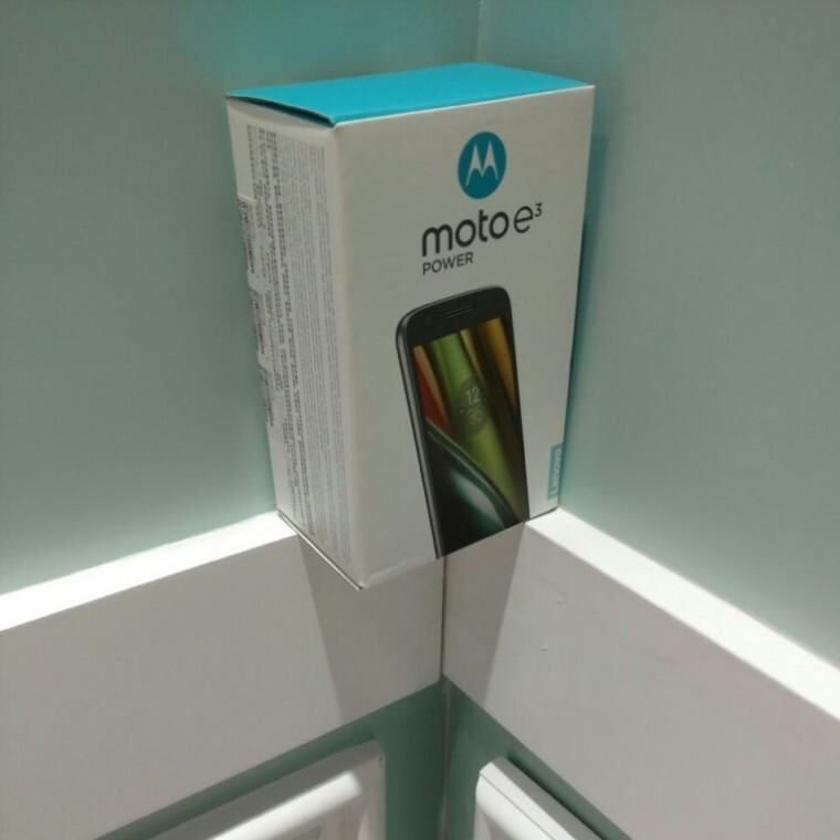 Lenovo's unannounced Moto E3 Power is now for sale in Hong Kong