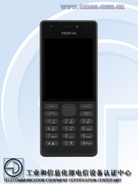 Nokia feature phone code-named RM-1187 gets certified in China