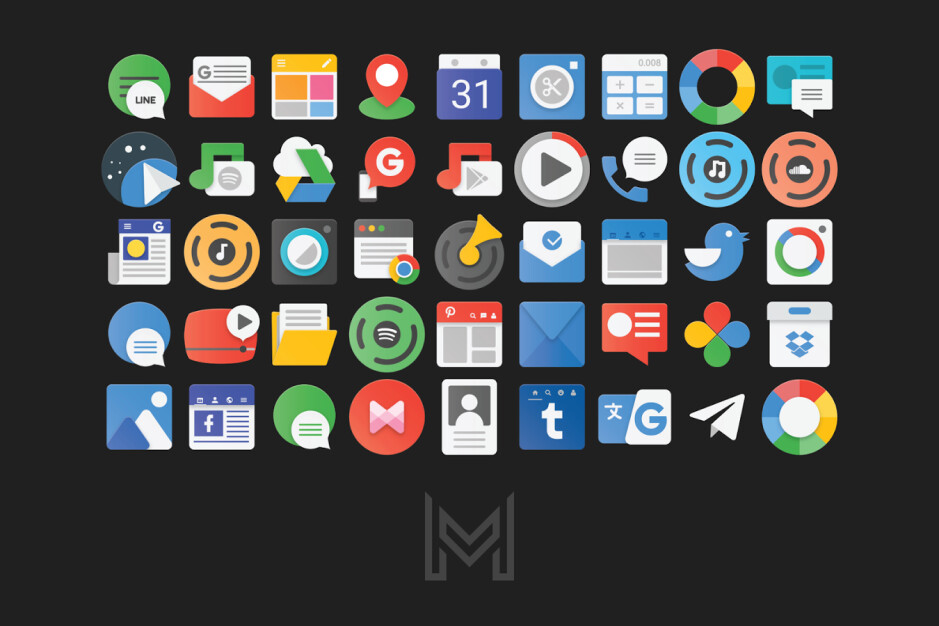 Best new Android icon packs (August 2016) #2
