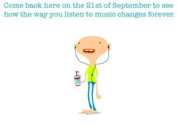Sony Ericsson to announce a mysterious music-oriented device on 21 September?