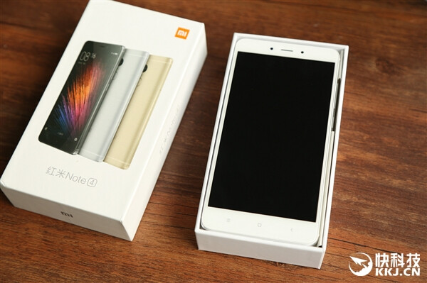 Redmi Note 4 Unboxing: First Unboxing Images Of The Xiaomi Redmi Note 4 Hit The Web