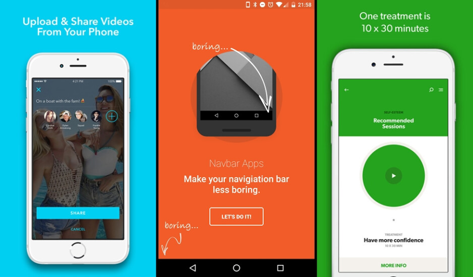Best new Android and iPhone apps (August 23rd - August 29th)