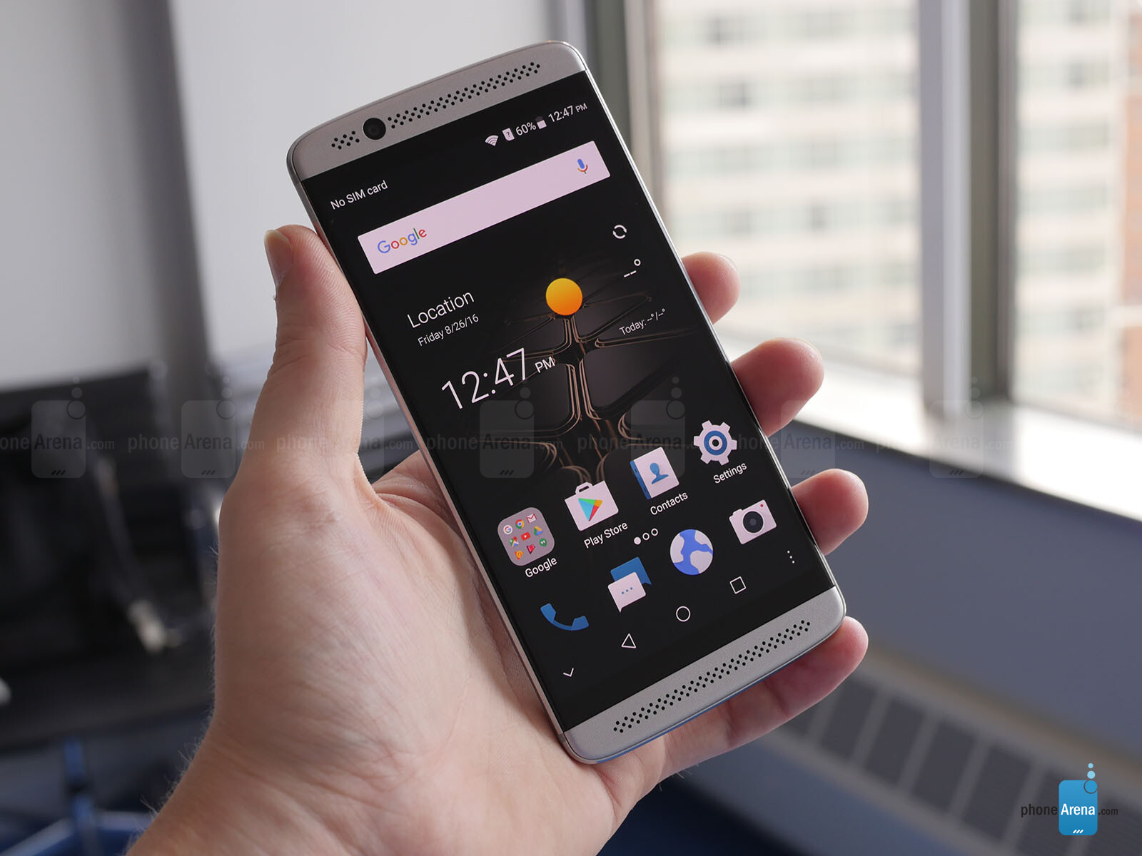 zte axon 7 mini phonearena you cant than