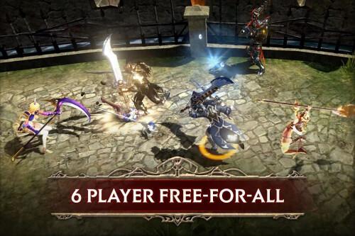 5 der besten MMO RPG Spiele, die Sie auf Ihrem Android oder iOS-Smartphone spielen können