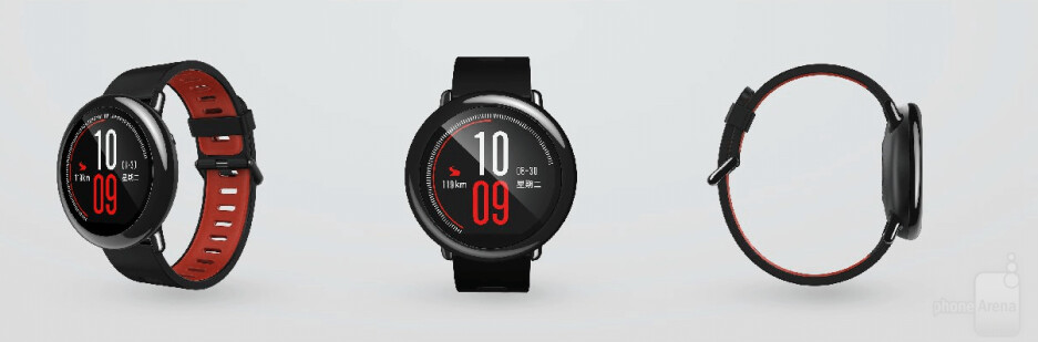 Xiaomi launches new AMAZFIT smartwatch with world's first 28nm GPS sensor