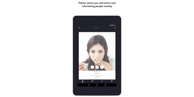 Paktor is a dating app that's guaranteed to get you a date