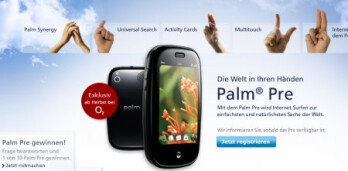After much wait, GSM version of the Palm Pre ready for release in October?