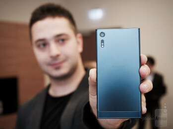Sony Xperia Xz Hands On Back To Awesomeness Phonearena