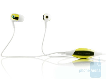 Sony Ericsson MH907 is the first motion-controlled headset