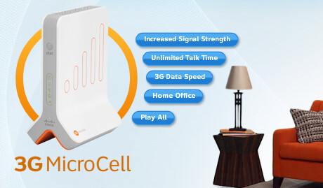 UPDATED:AT&T's 3G MicroCell site is up and running