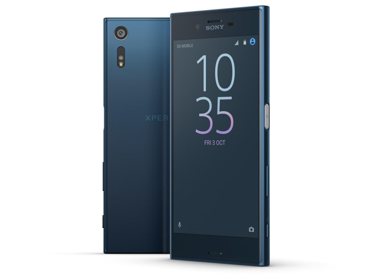 Sony Xperia XZ – specs review