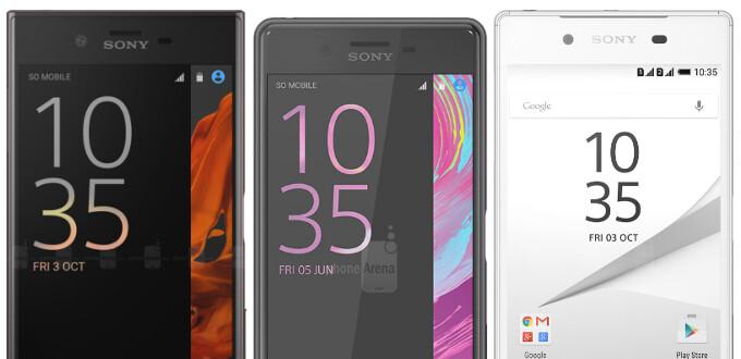 Sony Xperia XZ vs Xperia X Performance vs Xperia Z5: A quick specs comparison