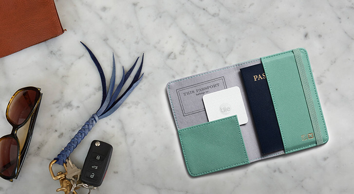 Tile's lost-item finder will now fit in your wallet