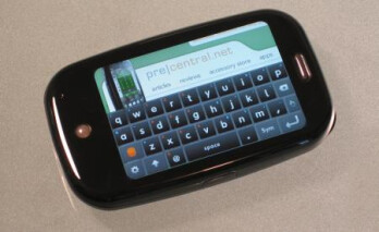 WebOS on-screen keyboard continues to evolve