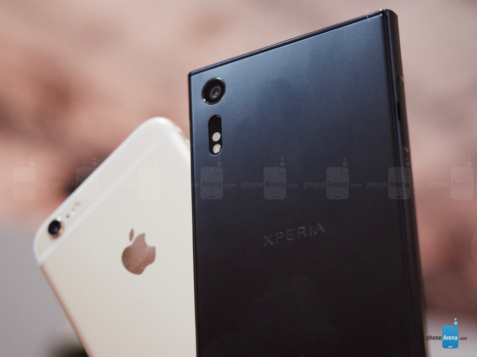 sony experia xz vs iphone 6s