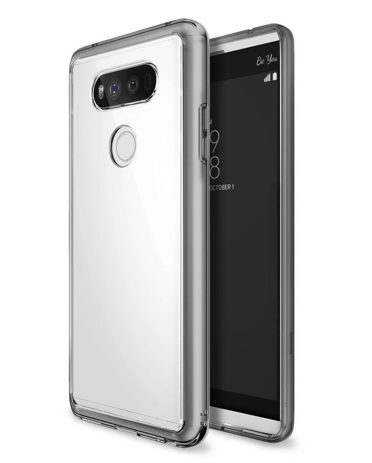 Latest render of the LG V20 - Latest LG V20 render appears with dual camera setup on back