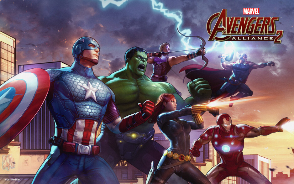 Disney shuts down Marvel: Avengers Alliance games on Android, iOS and Windows Phone
