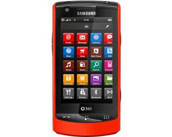 The Vodafone 360 M1